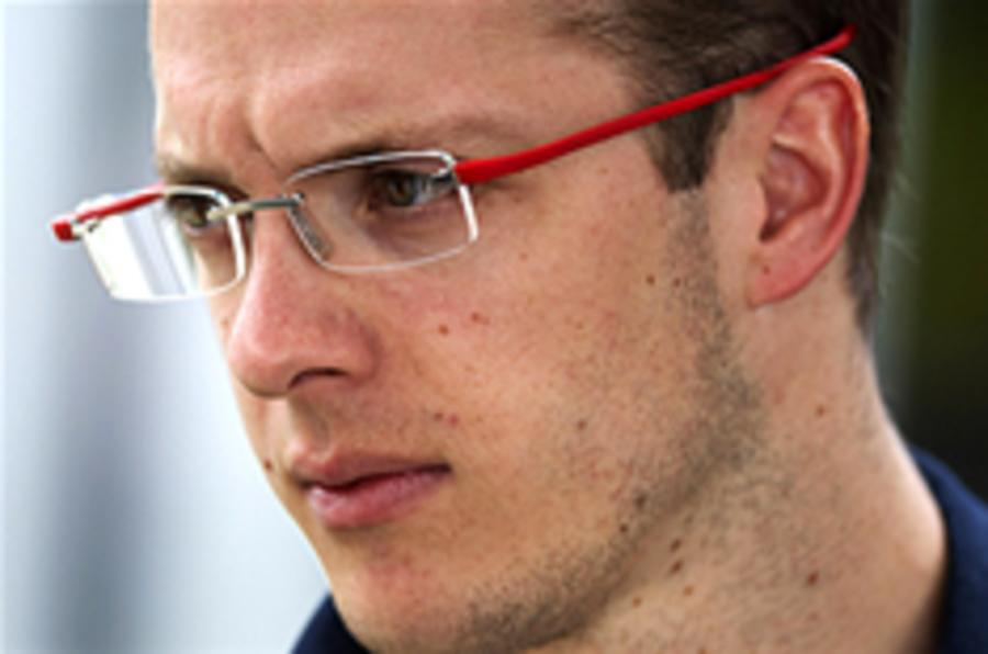 F1 ace Bourdais 'sacked by text'