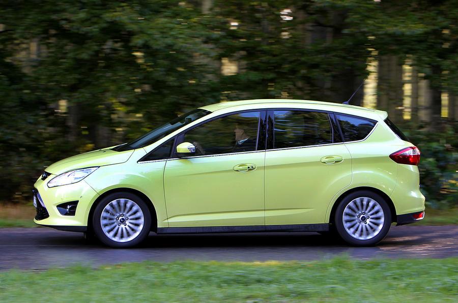 Ford C-Max side profile