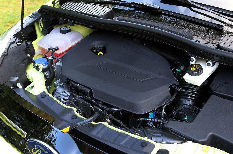 1.6-litre Ecoboost Ford C-Max engine