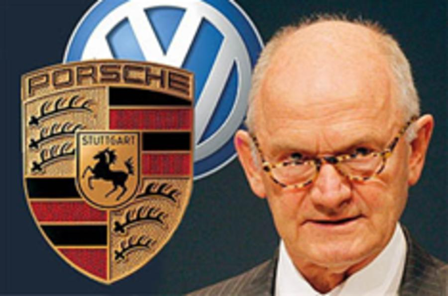 Porsche secures VW control