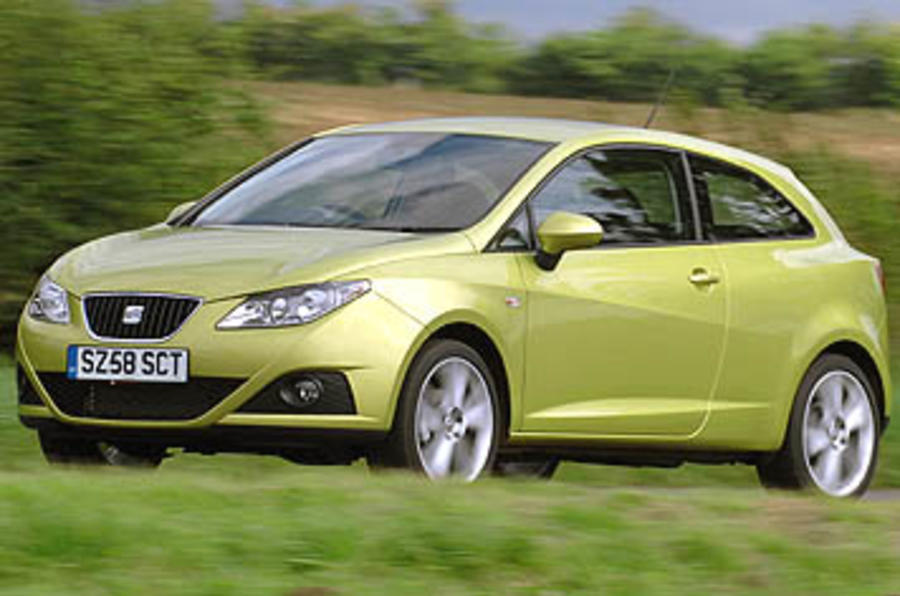 seat ibiza 1 4 16v sport 3dr review autocar. Black Bedroom Furniture Sets. Home Design Ideas