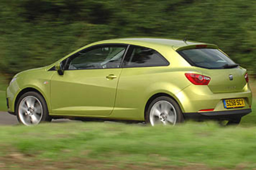 Seat Ibiza 1.4 16v Sport 3dr