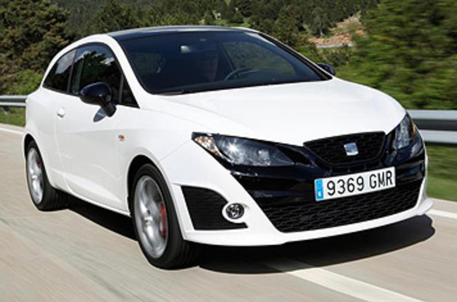 Seat Ibiza Cupra 1.4 TSI 180 Bocanegra