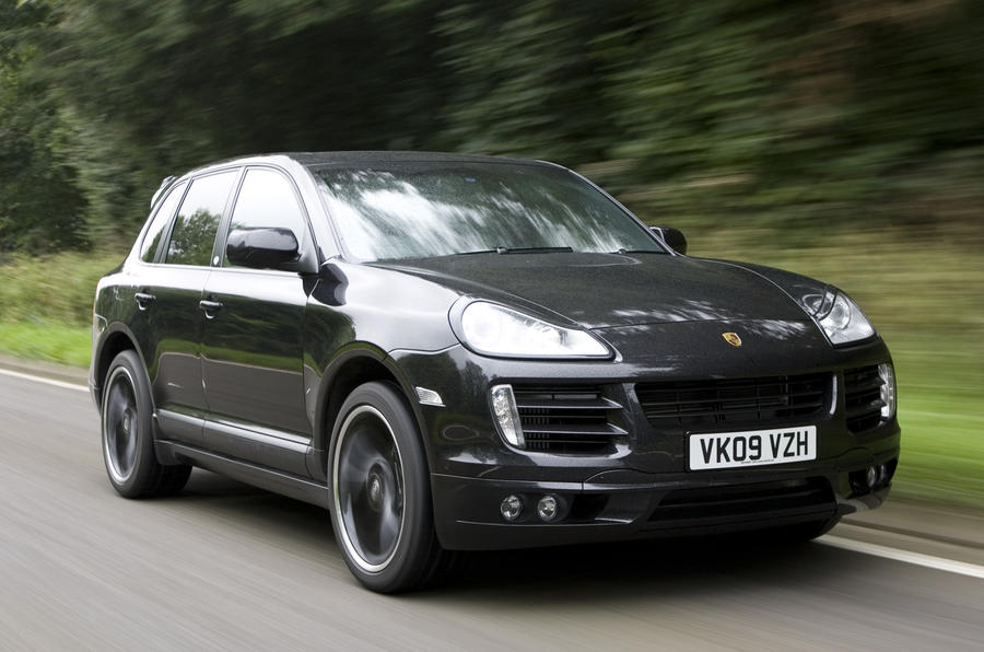 Porsche Cayenne Techart Review Autocar