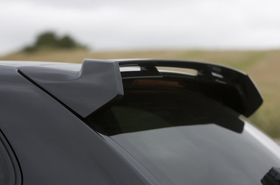 Porsche Cayenne Techart rear spoiler
