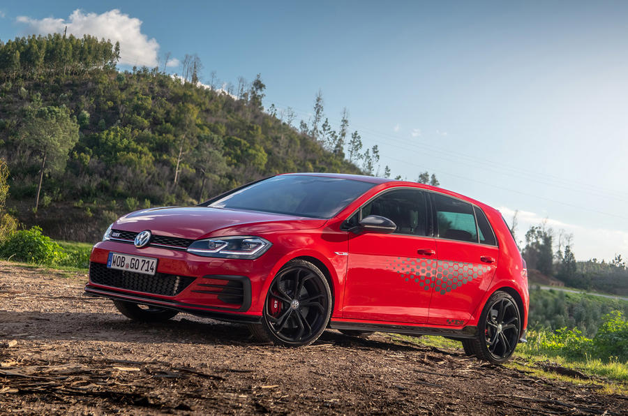 Volkswagen Golf GTI TCR 2019 road test review - static