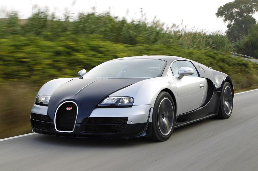 Bugatti Veyron review, specs, stats, comparison, rivals ...