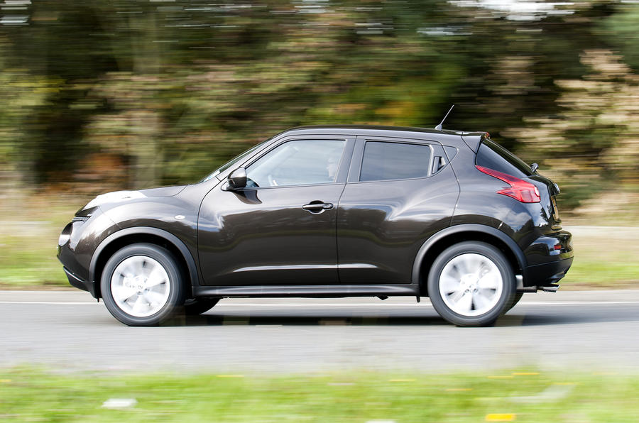 nissan juke manual transmission review