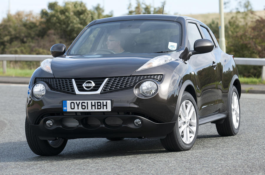Best car deals: Nissan Juke, Mazda 6, Toyota Auris, Ford Fiesta
