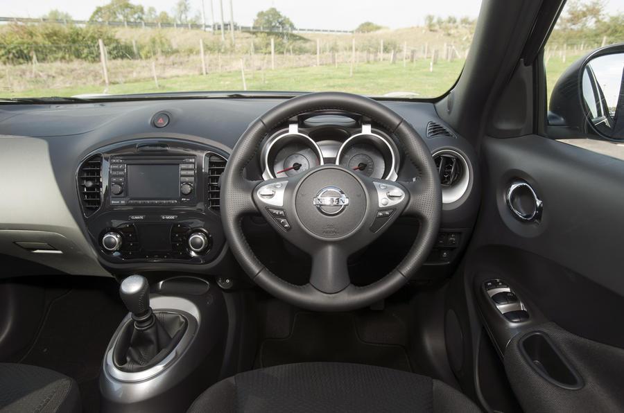 Nissan Juke 1 5 Dci Review Autocar