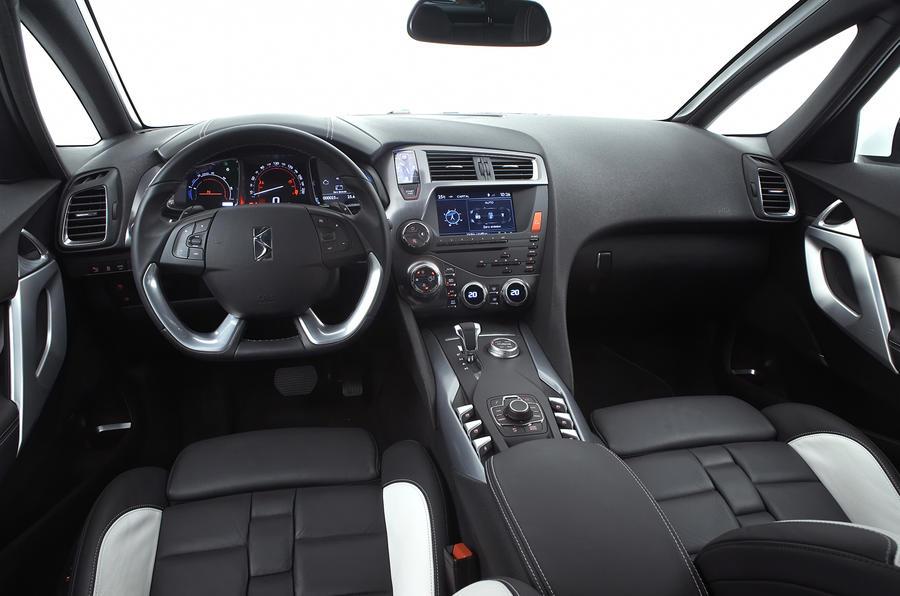 citro n ds5 hybrid4 review autocar