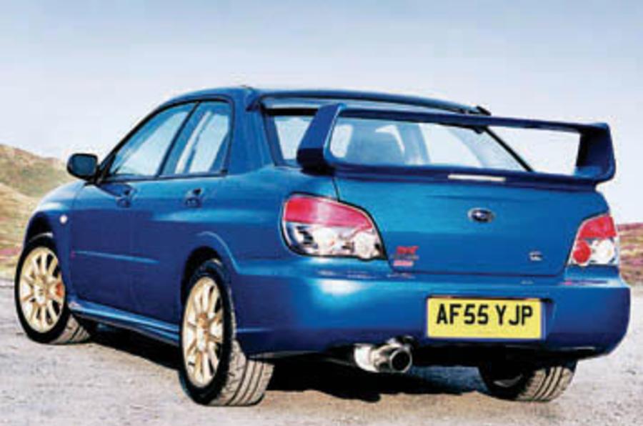 Subaru Impreza 2 5 Wrx Sti Type Uk Review Autocar