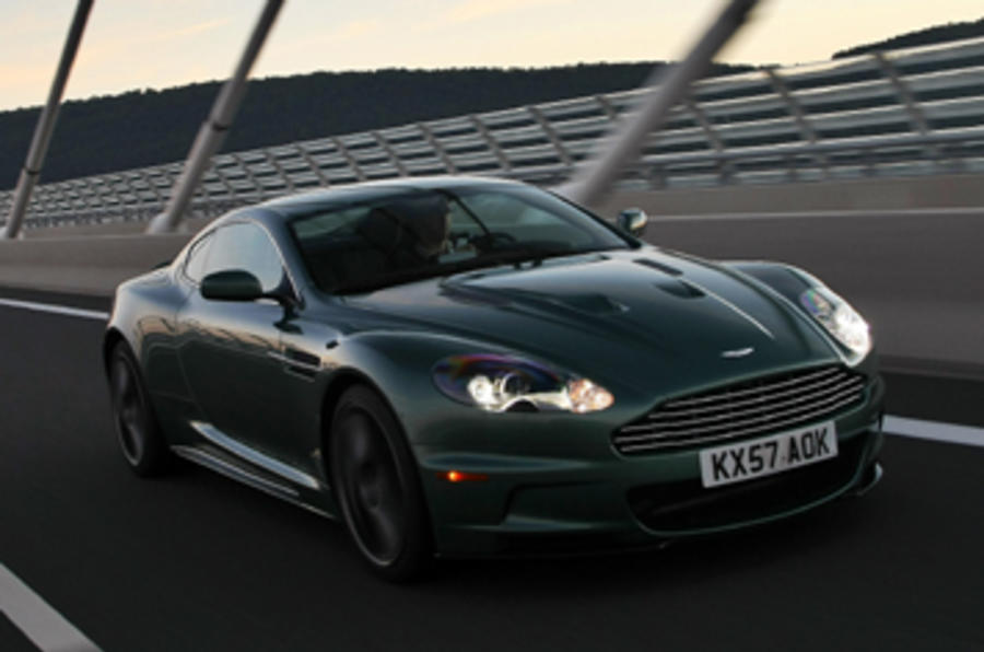 aston martin dbs coupe 5 9 v12 first drive. Black Bedroom Furniture Sets. Home Design Ideas