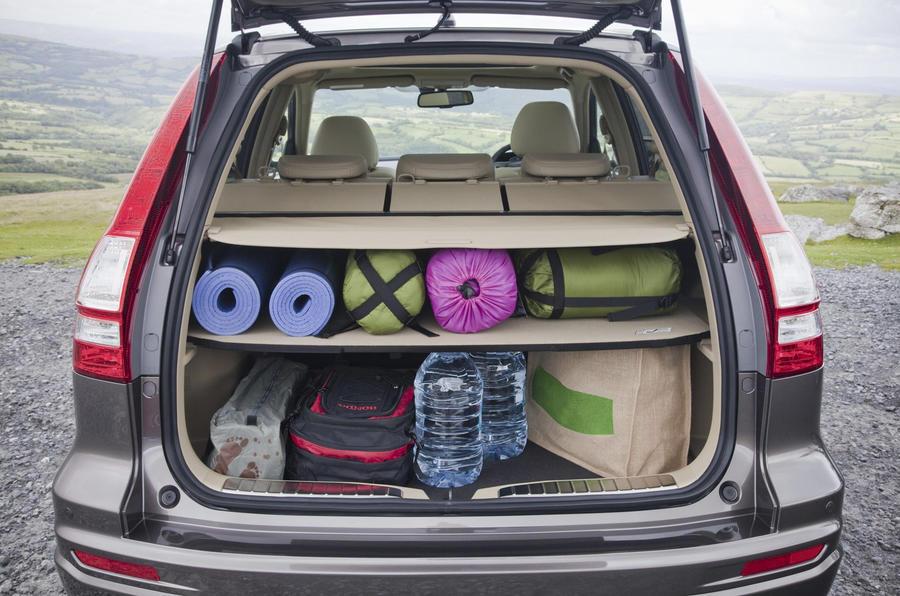 Honda CR-V boot space