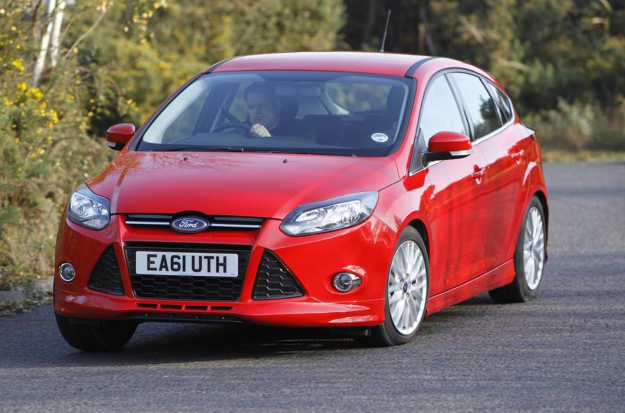 Ford Focus Zetec S Review Autocar