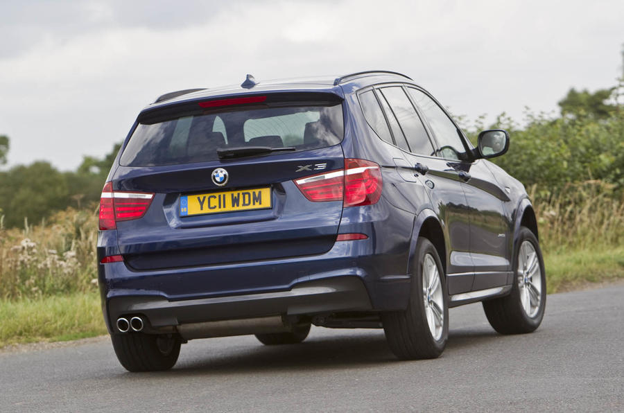 Bmw X3 Xdrive30d M Sport Review Autocar