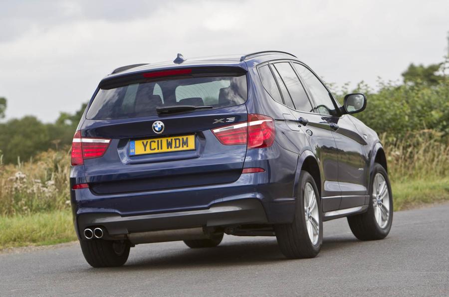 Bmw X3 2011 Review BMW X3 xDrive30d M Sport