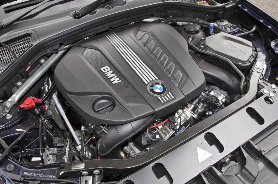 3.0-litre BMW X3 diesel engine