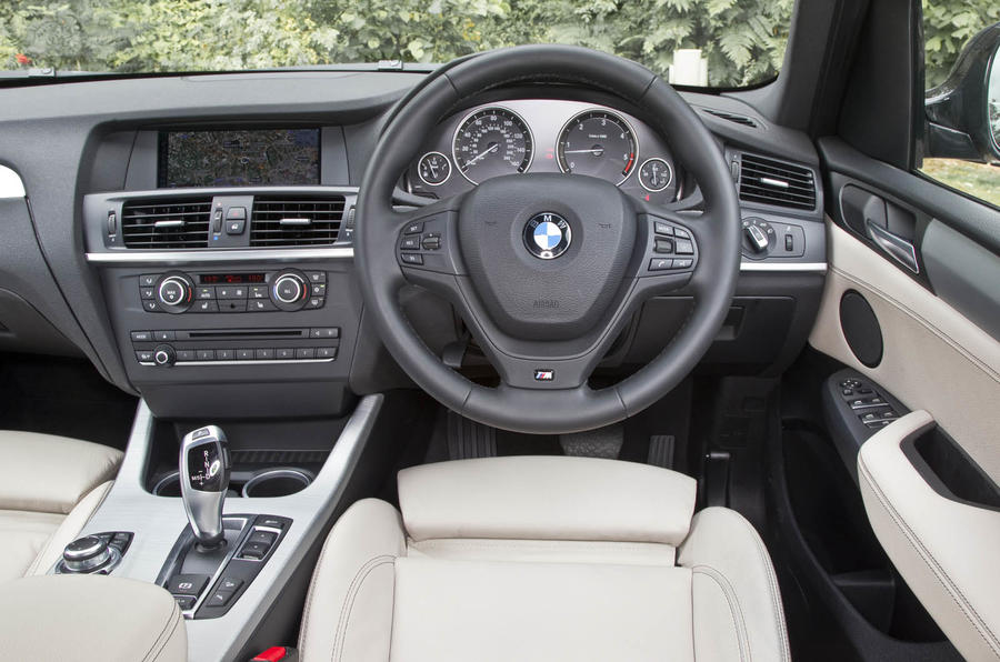 Bmw X3 Review 2013 Uk