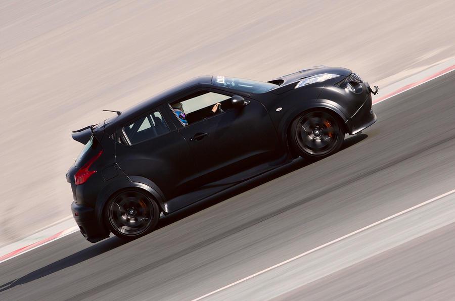 478bhp Nissan Juke R