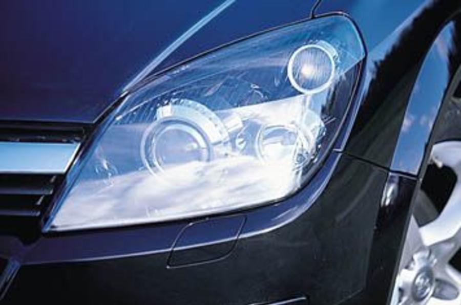 Vauxhall Astra 2.0T SRi