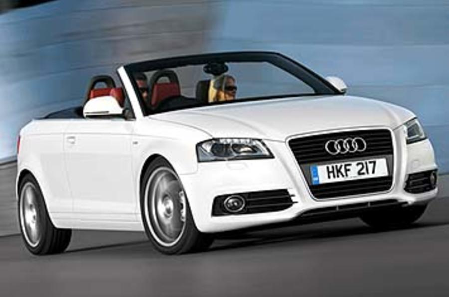 audi a3 1 9 tdi cabriolet review autocar. Black Bedroom Furniture Sets. Home Design Ideas