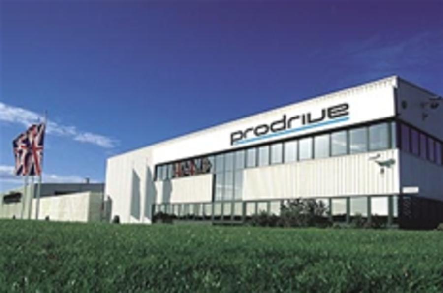 Prodrive sells 40 per cent stake
