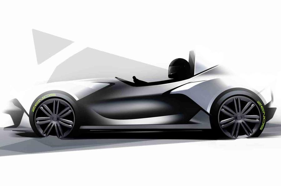Quick news: Zenos E10 to launch at Autosport, Mercedes S-class production