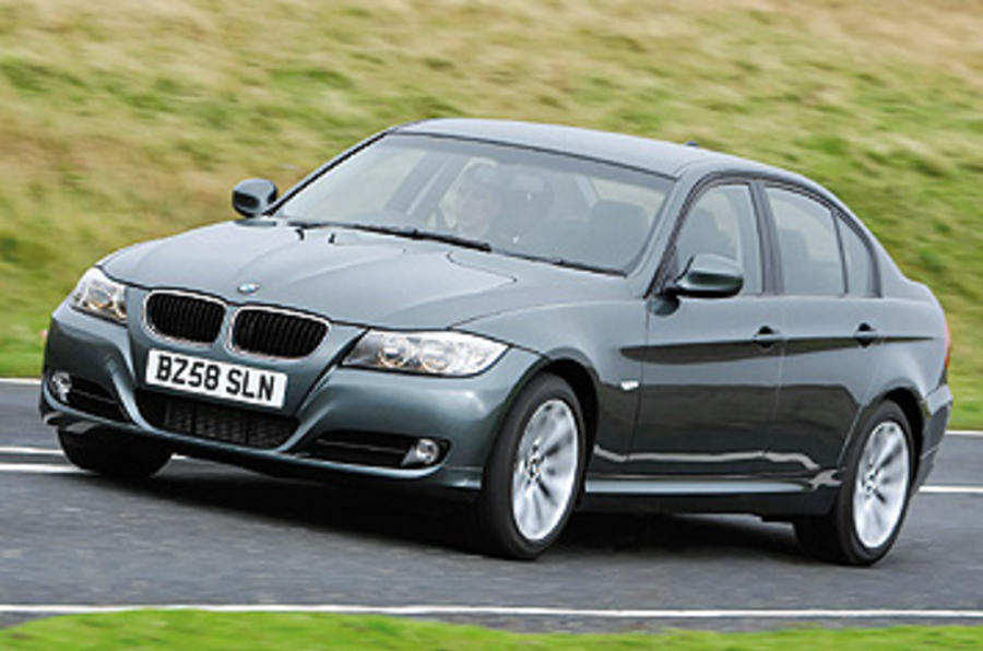 bmw 318d se auto review autocar. Black Bedroom Furniture Sets. Home Design Ideas