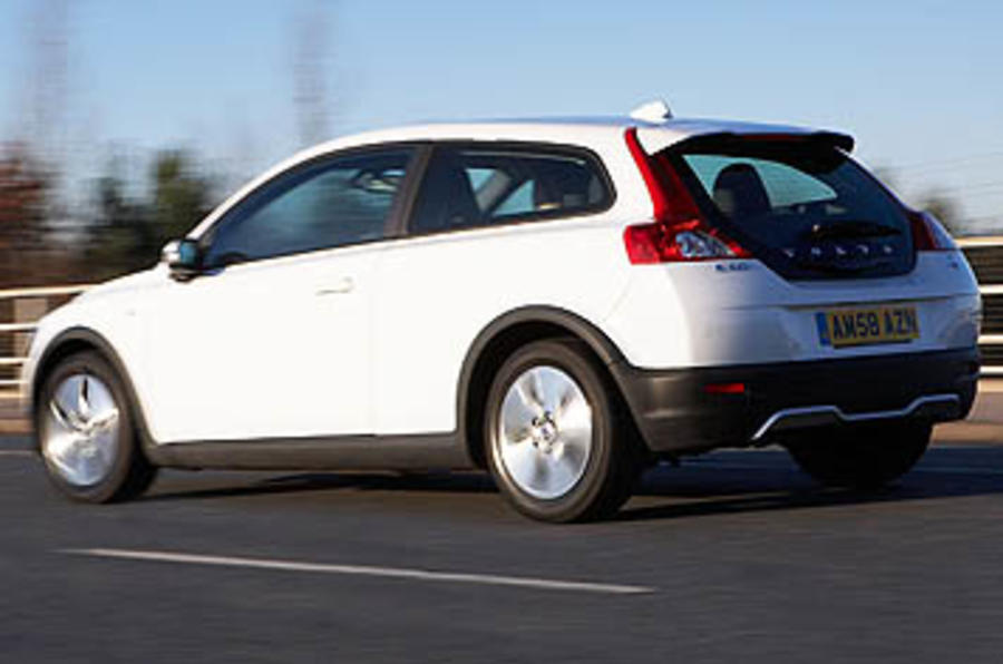 Volvo C30 1.6D DRIVe SE