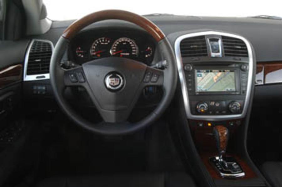Cadillac SRX 3.6 V6