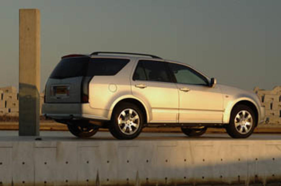 Cadillac Srx 3 6 V6 Review Autocar