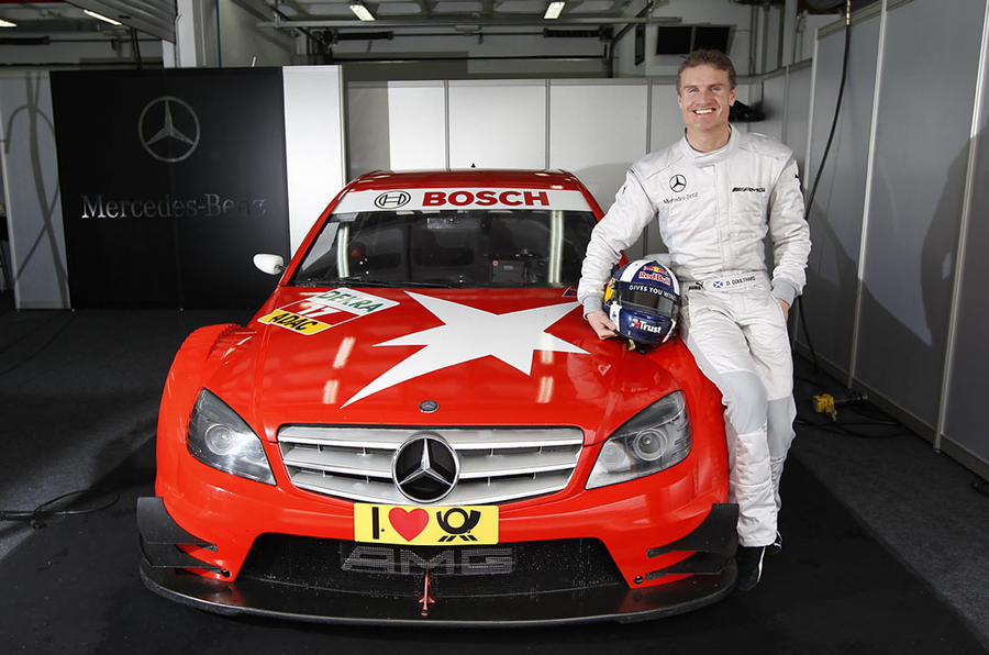 Coulthard considers race return