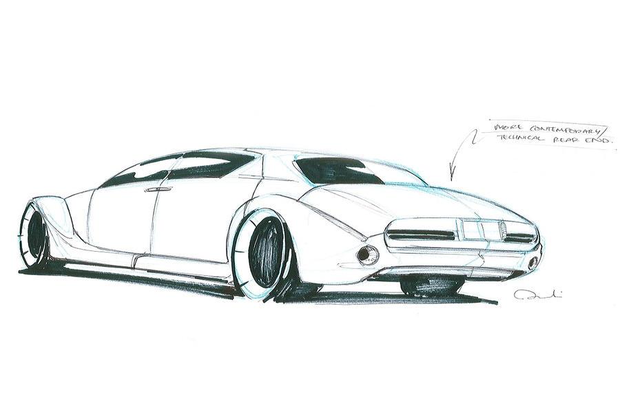 Geneva motor show: Bufori MkVI
