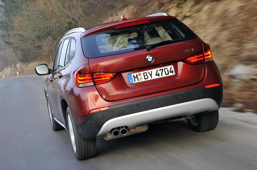 BMW X1 xDrive 28i rear
