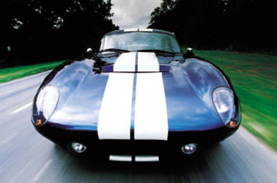 Superformance Le Mans Coupe