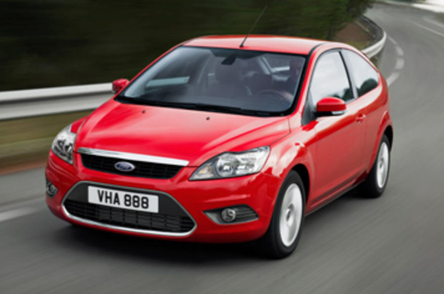 ford focus 1 6 zetec review autocar. Black Bedroom Furniture Sets. Home Design Ideas