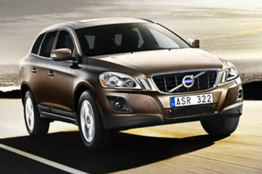 volvo xc  se review autocar