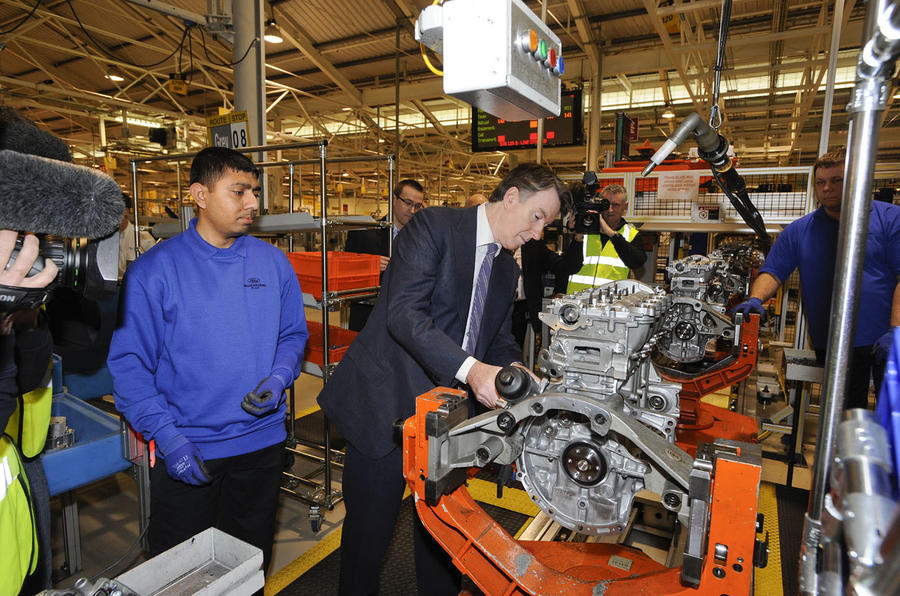 Ford to invest £1.5bn in UK