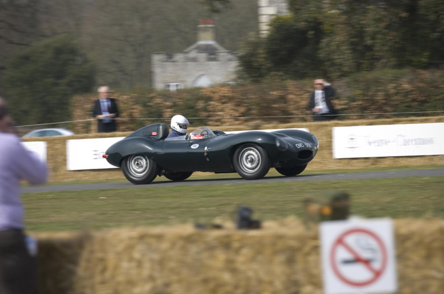 New pics: Goodwood 2010 launch