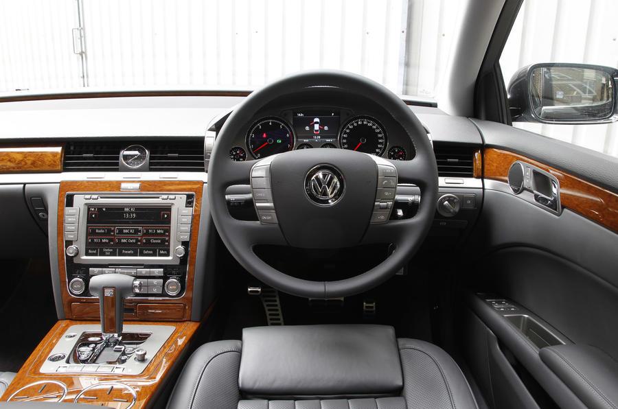 Volkswagen Phaeton 6.0 W12