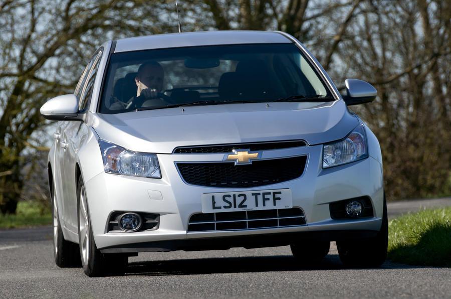 Chevrolet Cruze 1.7 VCDi LTZ