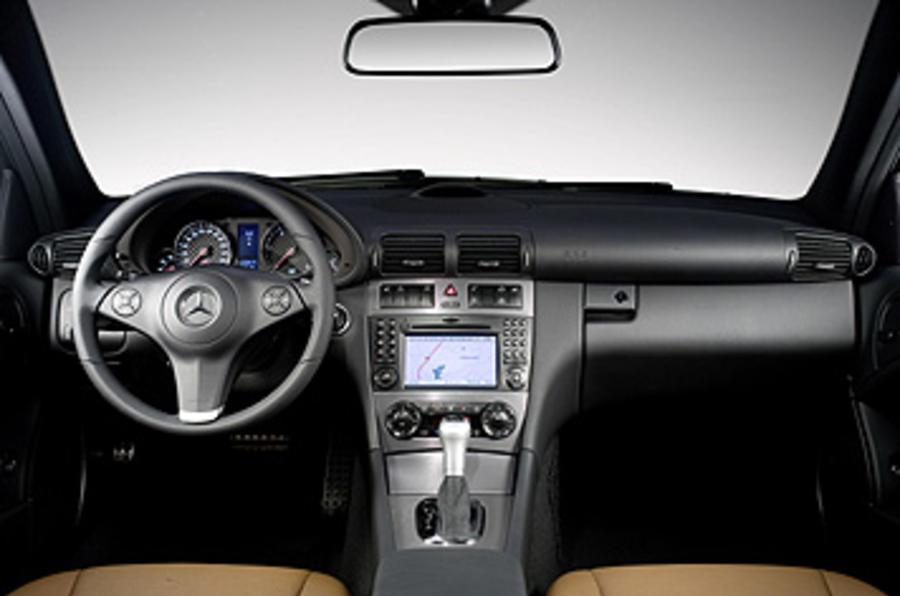 Mercedes-Benz CLC350