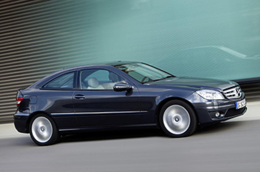 Mercedes-Benz CLC350