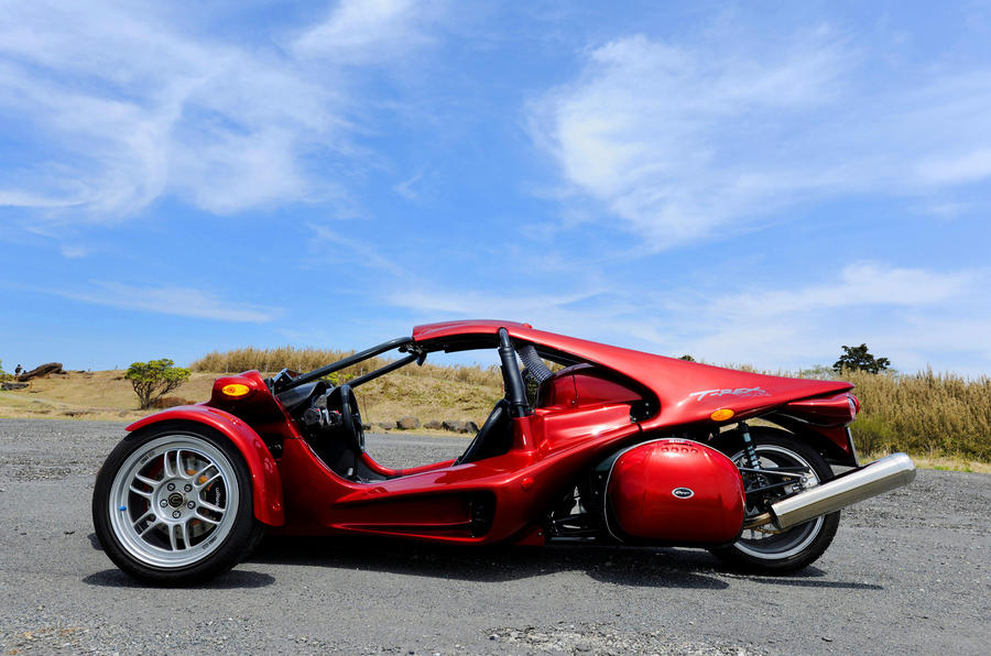 Campagna T-rex 14R side profile
