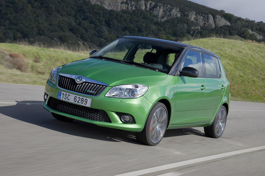 skoda fabia vrs 1 4 tsi review autocar. Black Bedroom Furniture Sets. Home Design Ideas