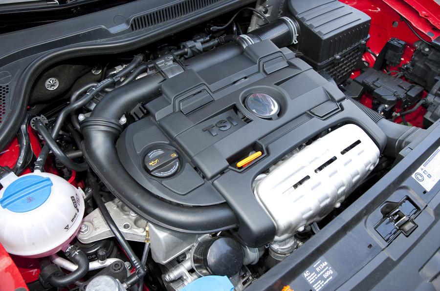 1.4-litre TSI Volkswagen Polo GTI engine