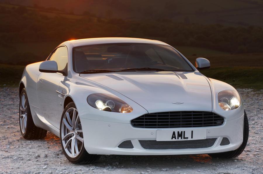 £120,000 Aston Martin DB9