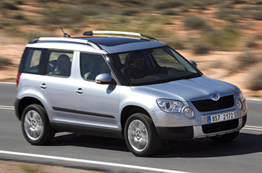 skoda yeti 2 0 tdi cr 110 review autocar. Black Bedroom Furniture Sets. Home Design Ideas