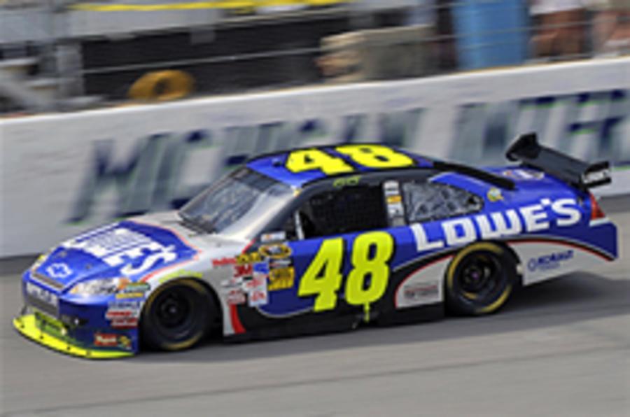 GM cuts NASCAR funding